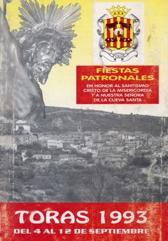 Libro de Fiestas Torás - 1993