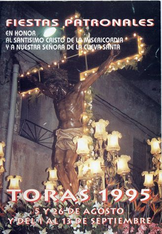 Libro de Fiestas Torás - 1995