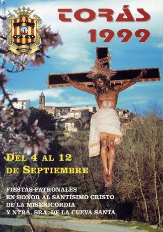Libro de Fiestas Torás - 1999