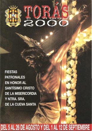 Libro de Fiestas Torás - 2000