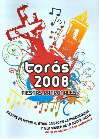 Libro de Fiestas Torás - 2008