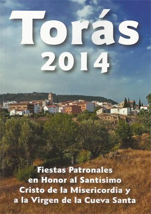 Libro de Fiestas Torás - 2014