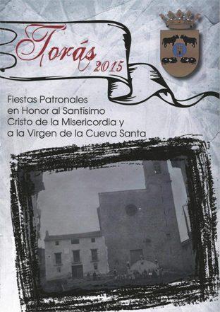 Libro de Fiestas Torás - 2015