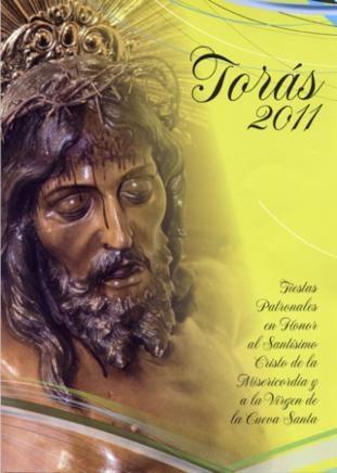Libro de Fiestas Torás - 2011