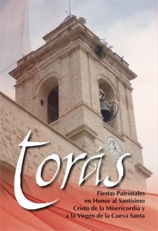 Libro de Fiestas Torás - 2012