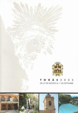 Libro de Fiestas Torás - 2005