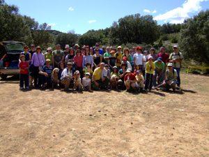 Grupo en Balsar