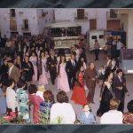 """PROCESIÓN DEL SANTÍSIMO CRISTO DE 1976. LA CAMARERA ERA MERCHE (LA DE ANTONIO """"EL TALAERO"""")"""
