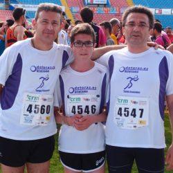 David Barases, César y Paco