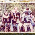 Paco Pepe, el Nano, Piluca, Consuelo, Elena, Encarna, Chelo, Pepe, Joaqui, Fede, Jorge, José Miguel y Ángel