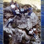 Pepe, Jorge, Joaqui, Fede, Paco Pepe, Encarna, Consuelo, Ángel, El Nano, Piluca, Chelo y Elena