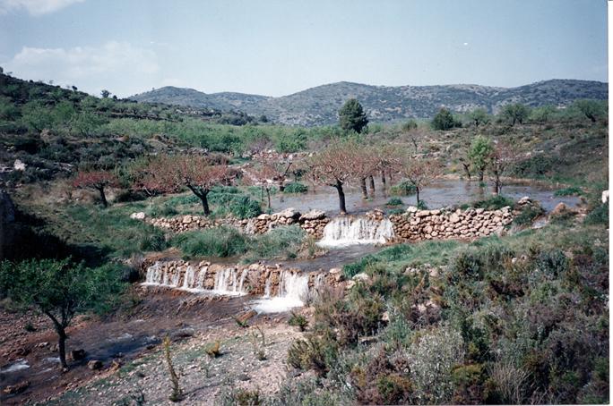 TORÁS. FUENTE DE MALAÑO EN 1990