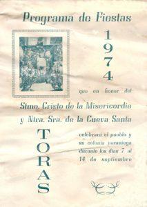 Libro de Fiestas 1974