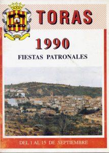 Libro de Fiestas 1990