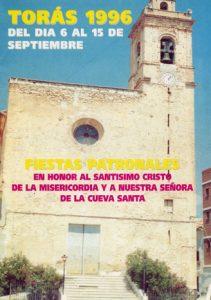 Libro de Fiestas 1996