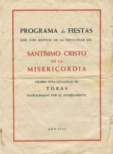Libro de Fiestas 1958