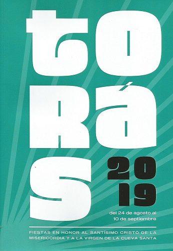 Libro de Fiestas Torás - 2019