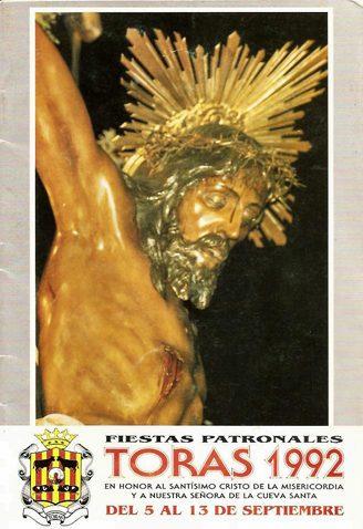 Libro de Fiestas Torás - 1992