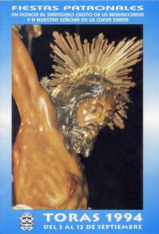 Libro de Fiestas Torás - 1994
