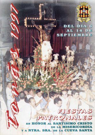 Libro de Fiestas Toras - 1997