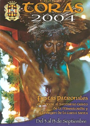Libro de Fiestas Toras - 2004