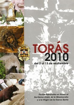 Libro de Fiestas Torás - 2010