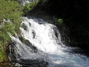 Cascada del Pozo de la Torrecilla
