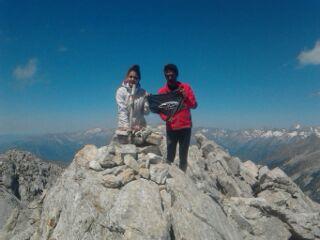 Pico Vallibierna por el paso del Caballo, 3067 m