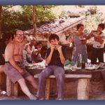 Comida en Camarillas 1979