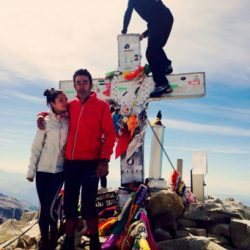 Cumbre del Aneto, 3.404 m