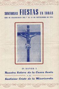Libro de Fiestas 1954