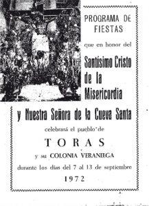 Libro de Fiestas 1972