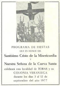 Libro de Fiestas 1977