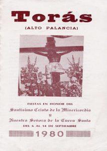 Libro de Fiestas 1980