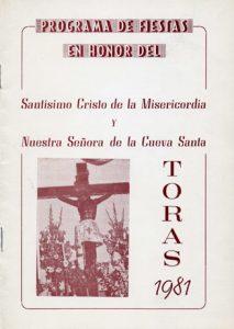Libro de Fiestas 1981