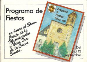 Libro de Fiestas 1987