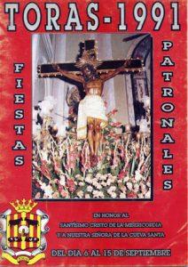 Libro de Fiestas 1991