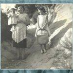 RETRATO EN EL CAMINO DEL CHORRILLO. VERANO DE 1957. FOTO DE JOSÉ SOLER